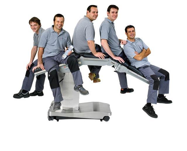 Schaerer® arcus weight capacity