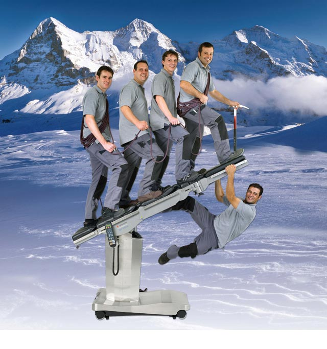 Schaerer® arcus Peak performance
